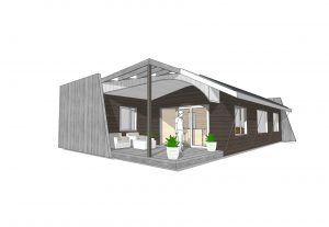 Modern new range designed for sustainable living
